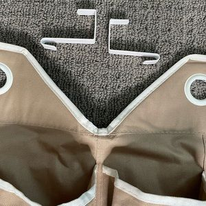 Michael Graves Storage & Organization - Pre-owned shoe storage 24 pockets.